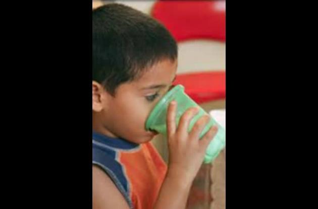 Solo 36 litros por año consumen los niños monterianos de los estratos uno y dos.