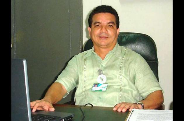Felipe Pérez, contralor departamental.