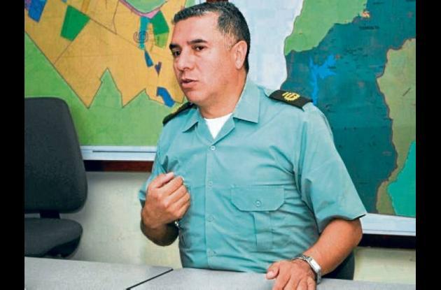 El Coronel Héctor Páez Valderrama