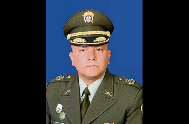 Coronel Jaime Ávila, nuevo Comandante de Policía en Córdoba.