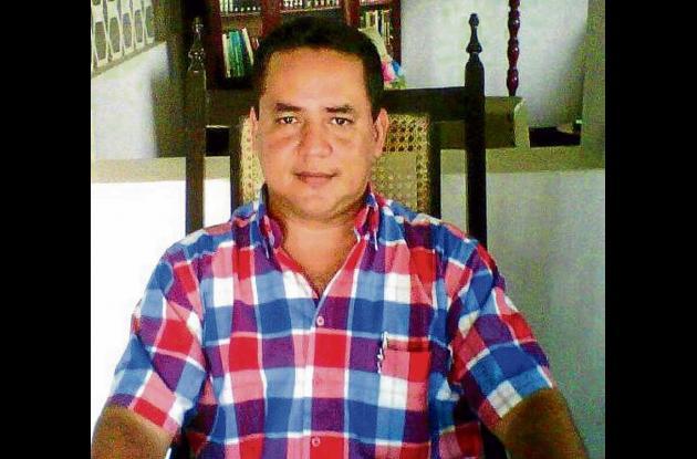 Jorge Burgos Lugo, suena para secretario de tránsito.