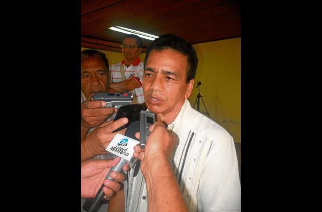 Domingo Ayala, Presidente de Ademacor.