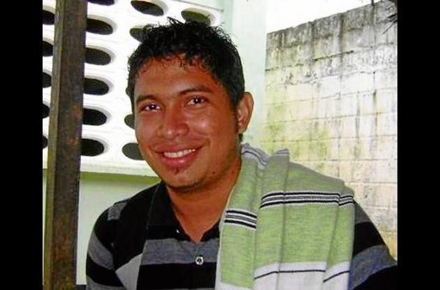 Dionis Sierra Vergara, licenciado asesinado