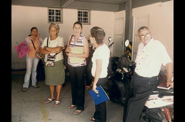 oficinas de la EPS Humana Vivir en Montería