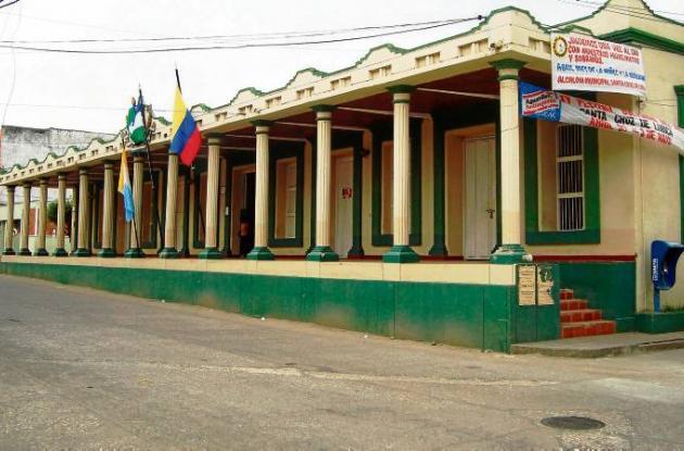 El Municipio de Lorica queda con una deuda de 9 mil millones de pesos.