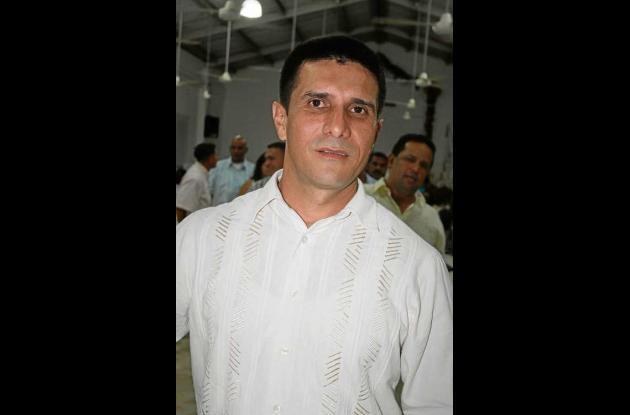 Edgar Ramos, secretario de Educación.