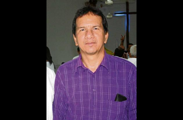 Pedro Velásquez Guerra, secretario de Gobierno.
