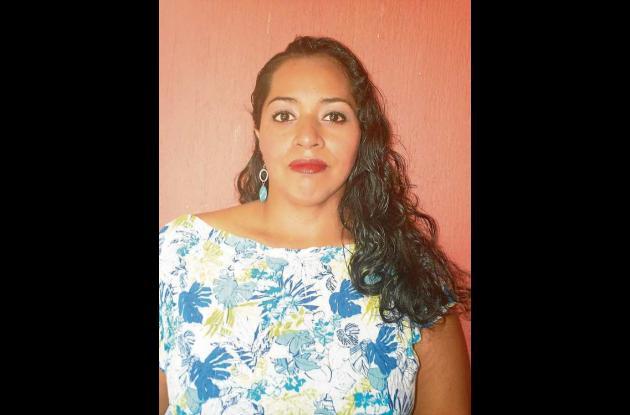 Mélida Rosa González  Vásquez, arquitecta de la Universidad del Sinú