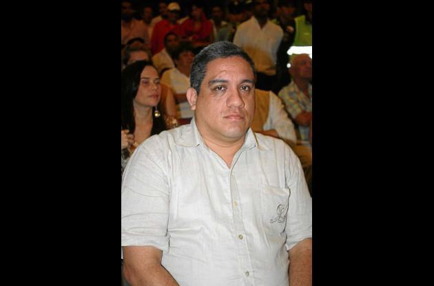 Jorge Petro, director de Tránsito.