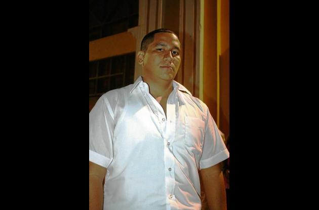 Roberto Carlos Galarcio, Control Interno.