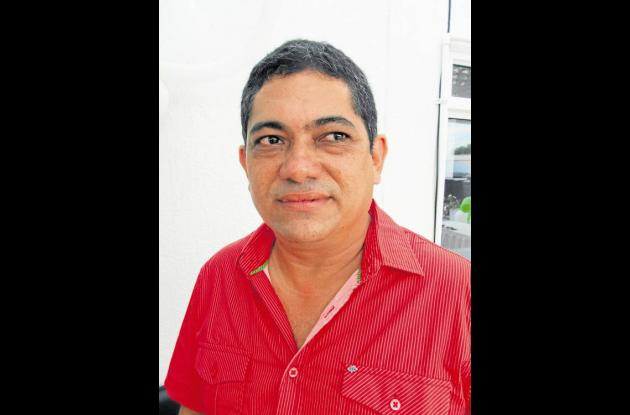 Rodrigo López, personero reelegido.