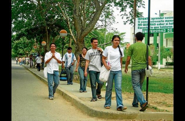 El ambiente sigue tenso en la Universidad de Córdoba.