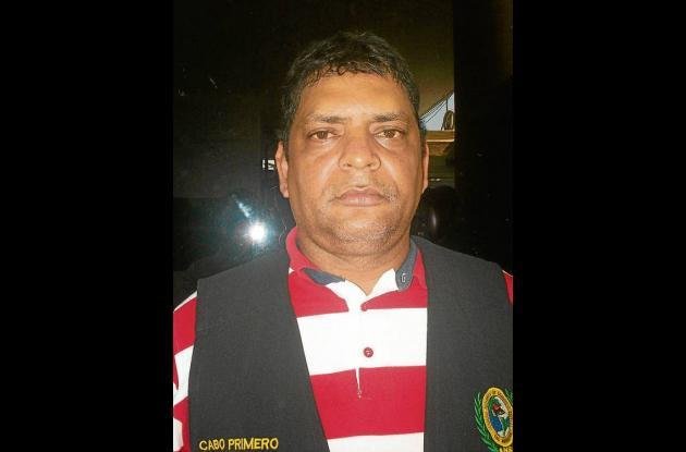 Eduardo Requena, presidente de la junta de acción comunal.