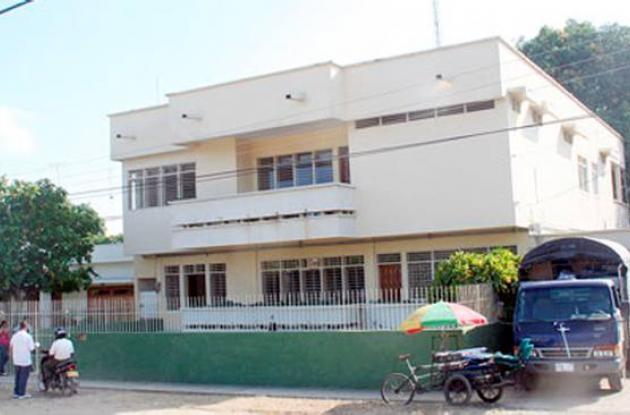 Nueva sede de la Registraduría en Montería.