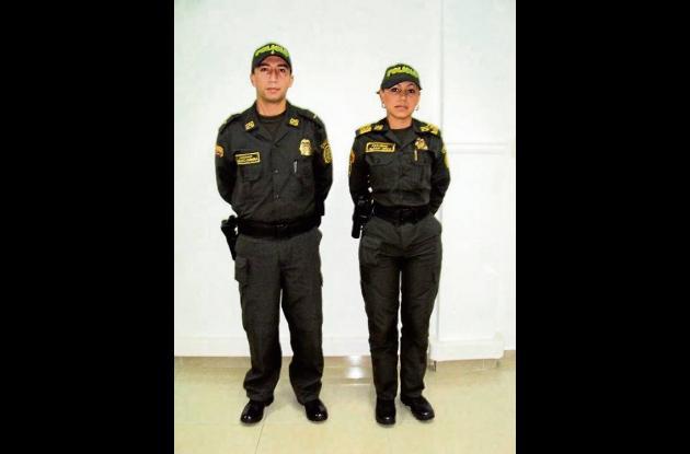 La Policía está estrenando nuevo uniforme