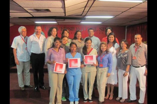 Ganadores y nominados al premio Juan Manuel Mén-dez Bechara.
