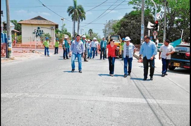Hoy cerrarán la calle 24 para adelantar obras de reparación.