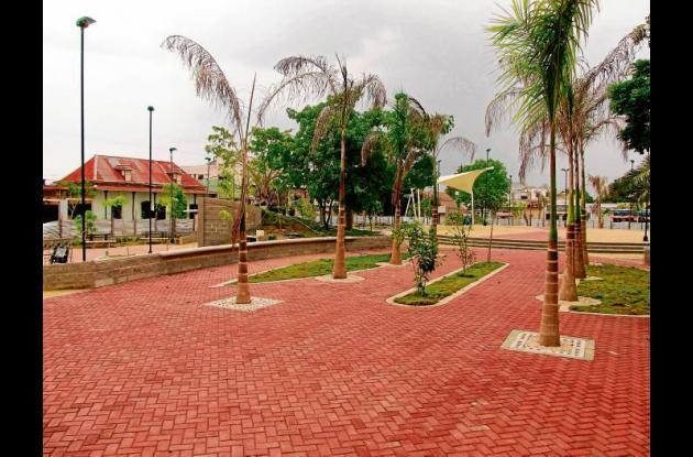 Avanza remodelación de parques de Sahagún.