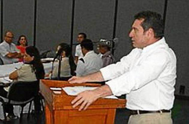 Alfredo Aruachán, secretario de salud de Córdoba.