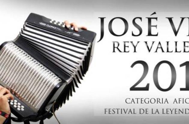 Afiche promocional de José Vega.