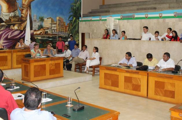 Asamblea departamental de Córdoba