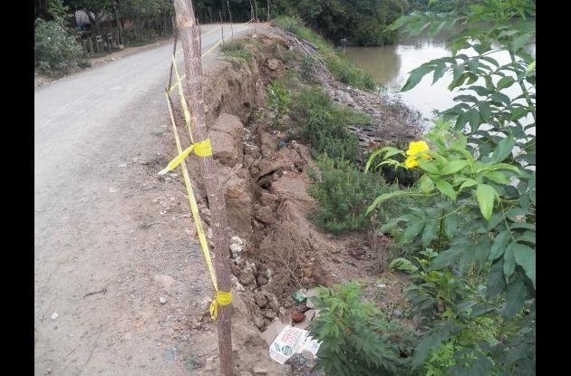 Control a inundaciones en Montería
