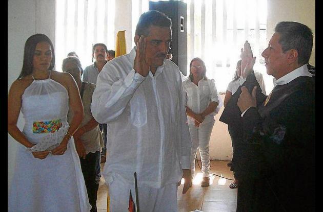Rubén Tamayo Espitia, alcalde de Planeta Rica
