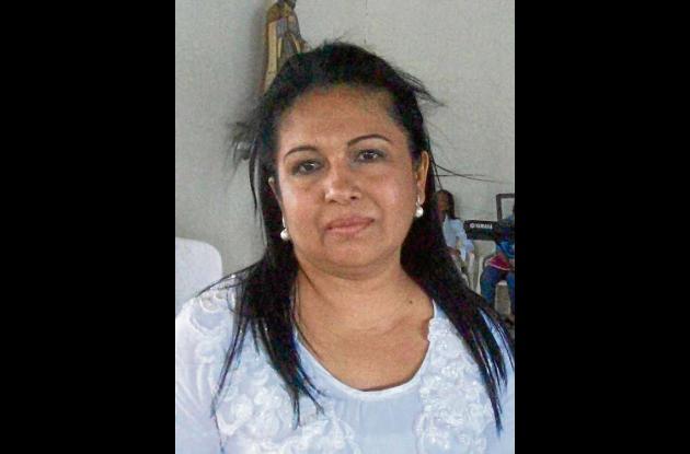 Carmen Salgado Contreras, Tesorera.