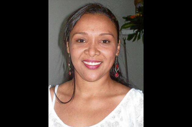 Diana Lucía Ricardo, Secretaria de Salud Municipal.