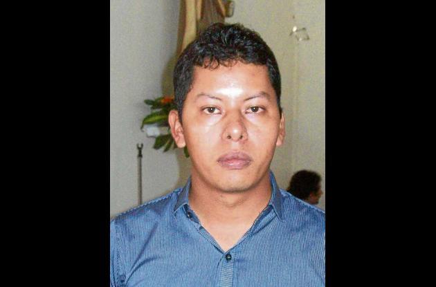 Jader Hoyos Simanca, Secretario de Infraestructura.