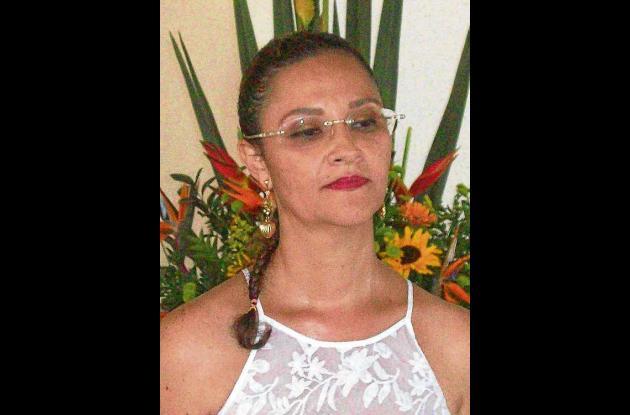 Viviana Patricia Cabarcas, Servicios Generales.
