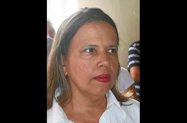 Judith Ricardo Hoyos, Secretaria Privada.