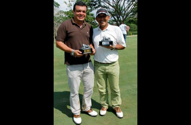 Premiación de Torneo de Golf en el Campestre