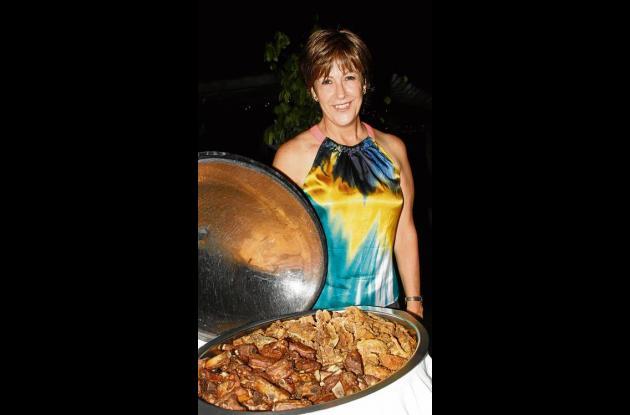 Martha Londoño en Gracias a Dios es Viernes