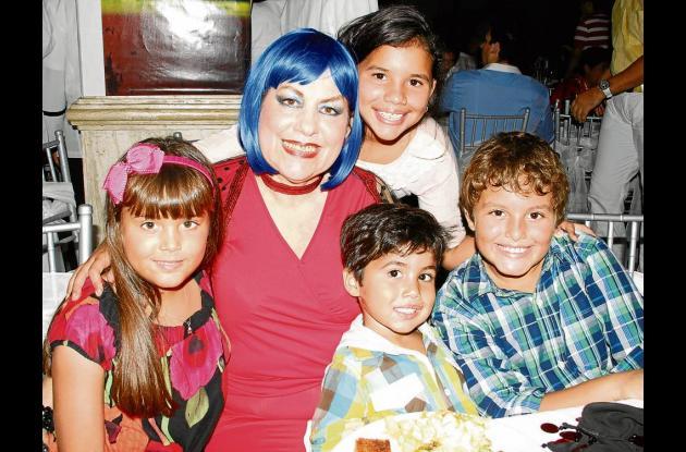 Día de la Madre en el Club Cartagena