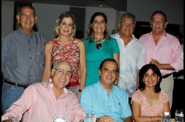 Gracias a Dios es Viernes en el Club Cartagena