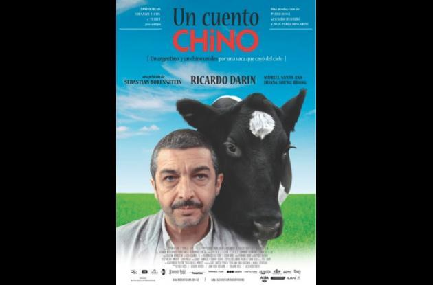 Un cuento chino, comedia argentina.