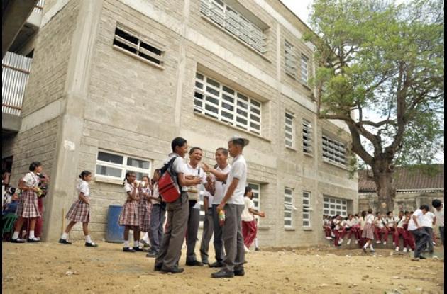 La nueva sede educativa