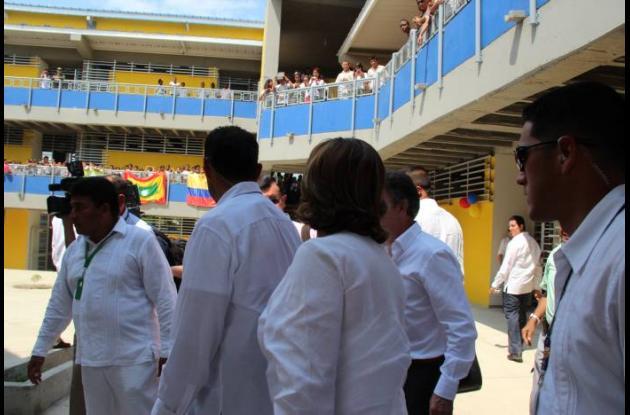 Institución Educativa Nuevo Bosque