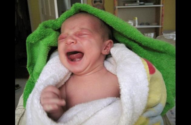 Los remedios caseros no son efectivos para cólicos de bebés, dice estudio.