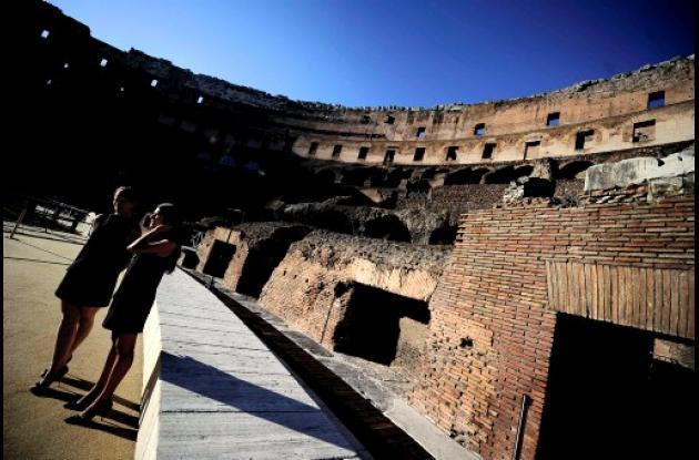El Coliseo de Roma será restaurado por el magnate italiano Diego Della Valle