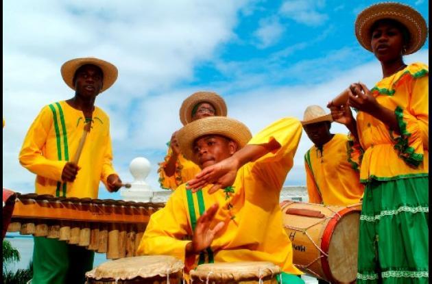 conjunto de música tradicional del pacífico