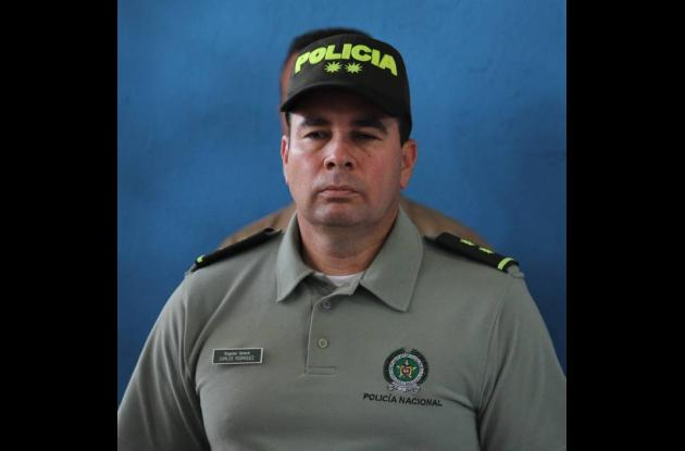 General Carlos Enrique Rodríguez González