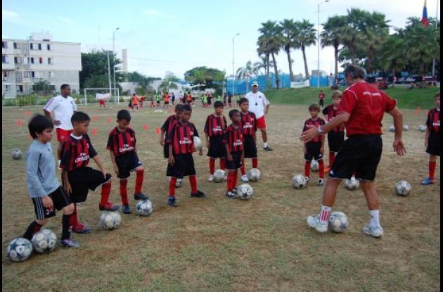 Alrededor de 70 niños hacen parte de la III versión del campamento vacacional