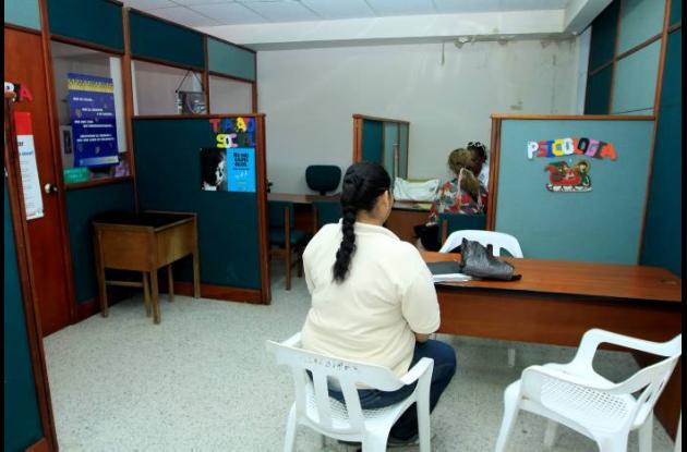 Comisarías de familia en Cartagena