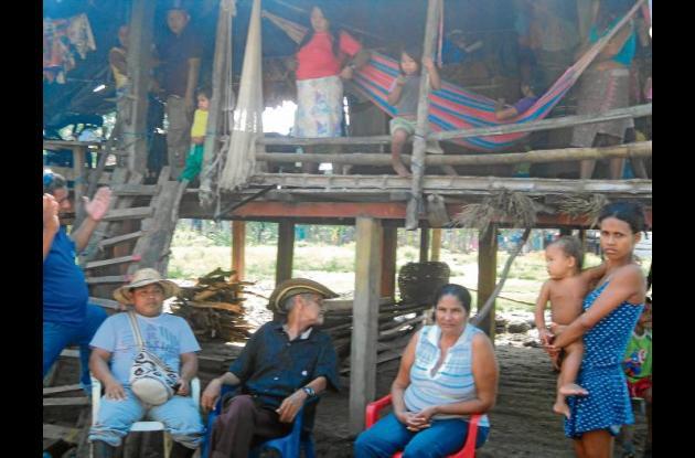 Familiares de la indígena Embera que decidió ahorcarse