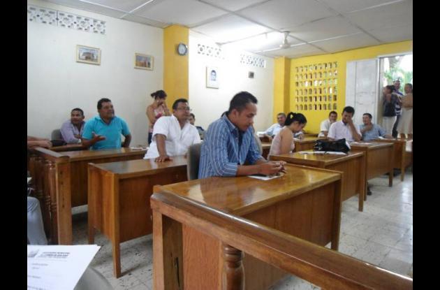 En el Concejo Municipal de El Carmen de Bolívar hay preocupación por la situació