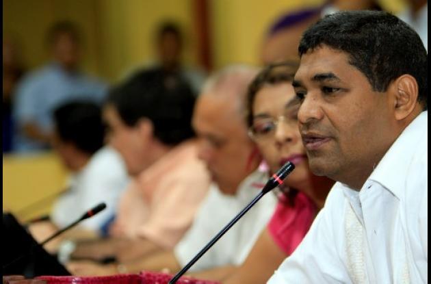 Concejo aprobó en primer debate proyecto de acuerdo para rebajar moras.