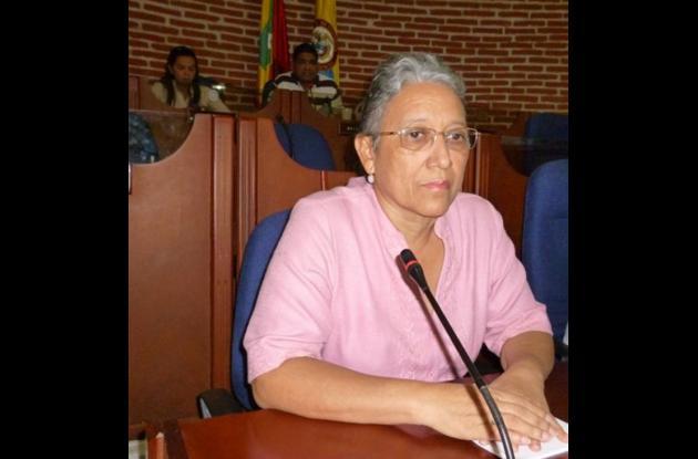Rosa Díaz de Paniagua, directora del observatorio de infancia y adolescencia