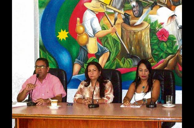 concejales de Planeta Rica
